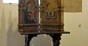 Cestovní oltář