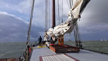 Moje první regata: Brandaris Race a historické plachetnice, kam oko dohlédne