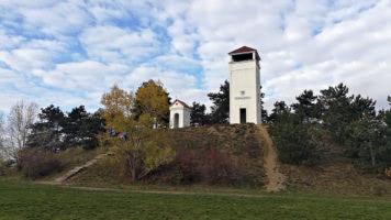 Návštěva rozhledy Dalibor a vinařství, které znáte z filmu Bobule