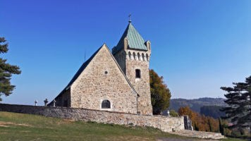 Výlet na Vysočinu: Vítochov a jeho kostel na samotě
