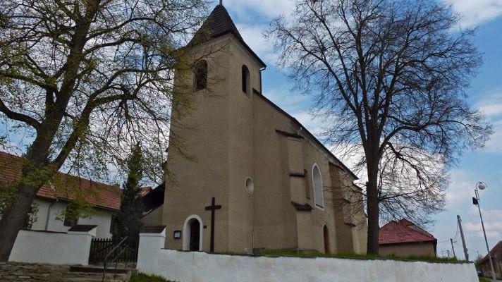 Kostel Sv. Martina v Kralicích nad Oslavou
