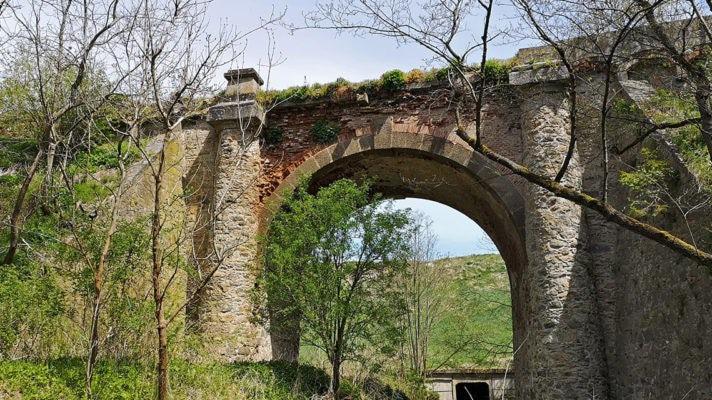 Vysoký most u Velkého Meziříčí