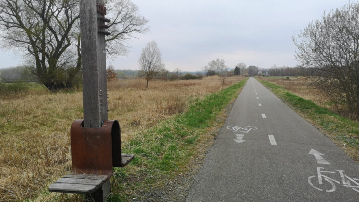 Cyklostezka Mutěnice - Kyjov
